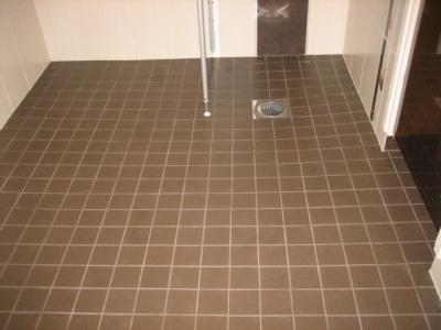 Arjan kylpyhuone